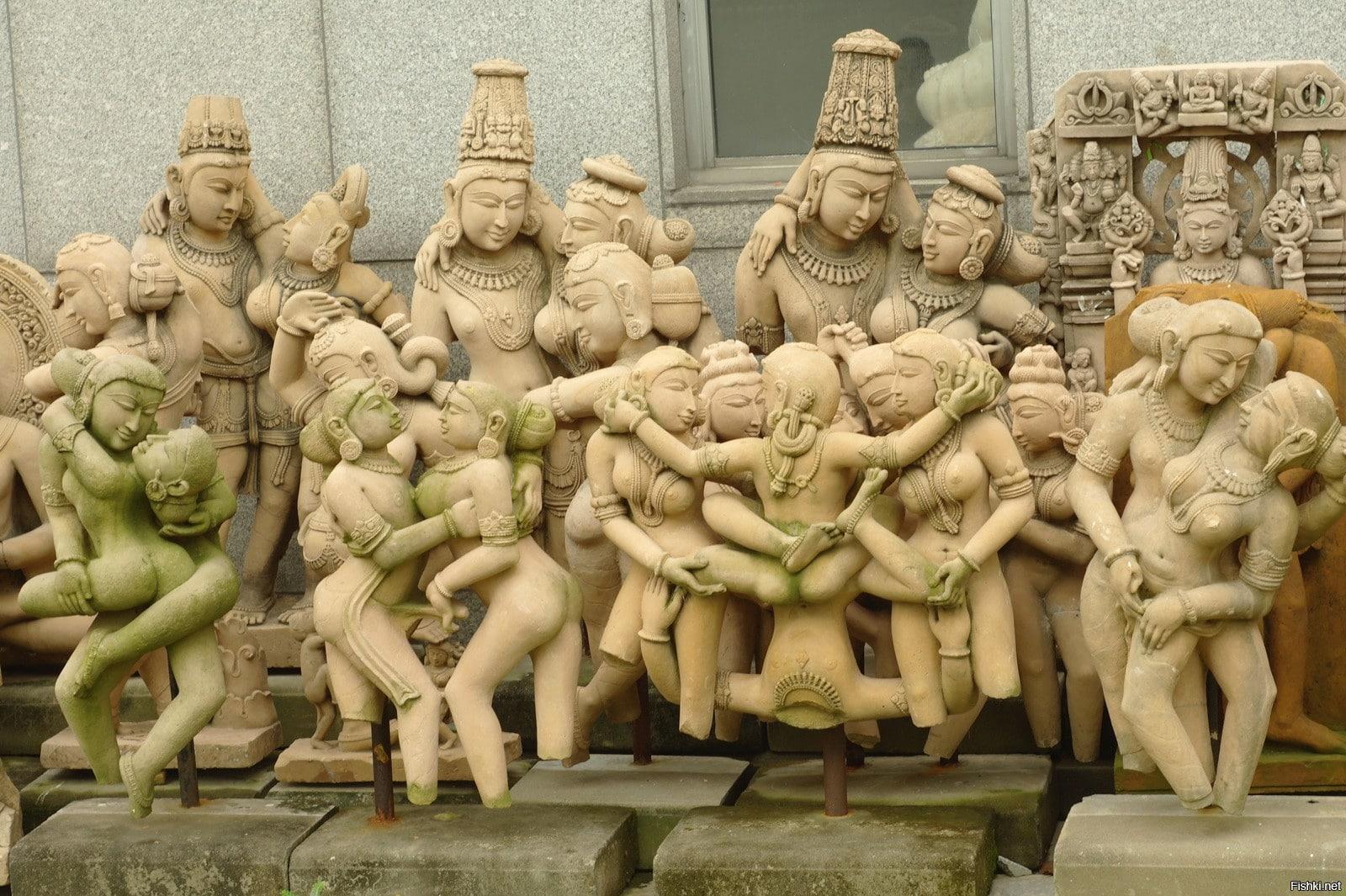 La vita sessuale nell'antica India